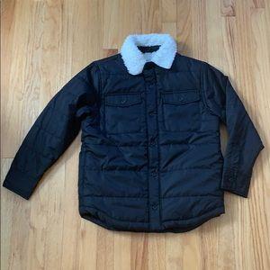 Boys Old Navy Sherpa Jacket